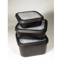 2.2 B/Box BLK Base/Clear Lid R5337 Fox