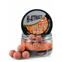 Spicy Shrimp & Prawn 15mm Hi Attract Pop-Ups бойлы Dynamite Baits