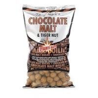 Choc Malt & Tigernut 15mm 1kg Dynamite Baits