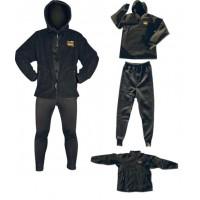 Black Warm Suit S SeaFox