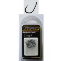 Крючки MAD BACKBONE HOOK №8 10шт D 6533008