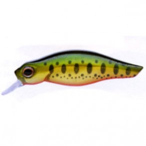 Komachi 4,5см 2,5g kinyamame Floating воблер Jackson - Фото