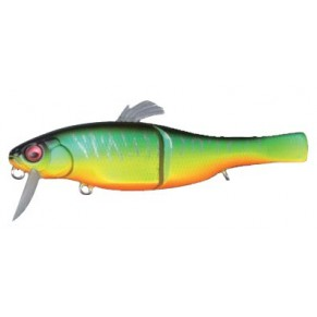XJ-100 F 14gr Red Hook Mat Tiger Megabass - Фото