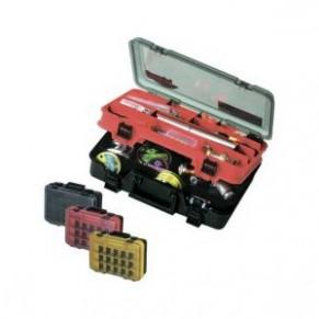 TR2045 red 2-х секционый большой 51.5х39.5х56.5см. ящик Marco Polo - Фото