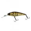 Squad shad 65SP Brown Suji Shrimp воблер Jackall