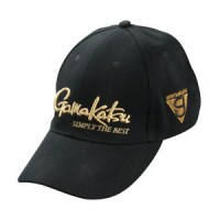 Кепка Gamakatsu Cap Black/Brown