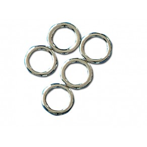 """Колечко """"Round Rig Ring"""", 04604631 (10шт) - Фото"""