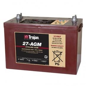 27-AGM аккумулятор Trojan - Фото