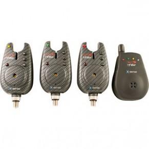 X-SENSE SET (GR,YEL,RED&RECEIVER) new набор сигнализаторов TFG - Фото