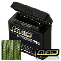 Incognix Coated Braid Brown 25M 25lbs поводковый материал MAD