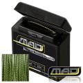 Incognix Coated Braid Green 25M 25lbs поводковый материал MAD