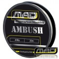 Ambush Fluorocarbon 20M 20lbs поводковый материал MAD