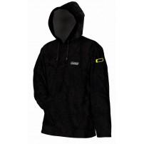 Пуловер MAD HOODED FLEECE - BLACK - L