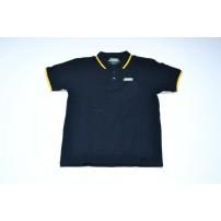 Polo Shirt Black L футболка MAD