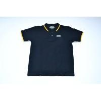 Polo Shirt Black S футболка MAD