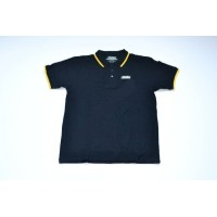 POLO-SHIRT BLACK XL MAD