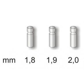 втулка д/резинки 3 Stonfo диам.1,8 - Фото