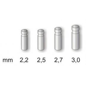 Vtulka dlya rezinki 4 diametr 2,2 Stonfo - Фото