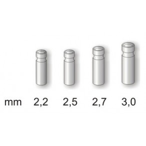 втулка д/резинки 4 Stonfo диам. 2,5 - Фото