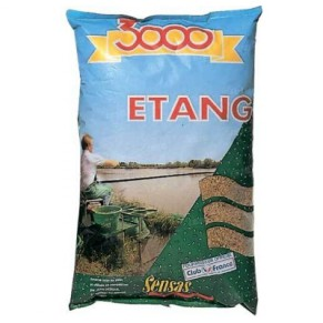 3000 Etang natural 1kg Sensas - Фото