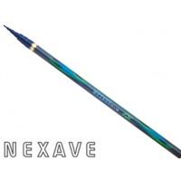 Nexave CX TE 750 act7, 5m удилище Shimano