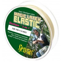 Magic Latex Elastic 700% 0,9 эластик Sensas