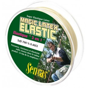 Magic Latex Elastic 700% 0,9 Sensas - Фото