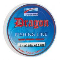 Tubertini Dragon Green 50m 0,185 леска