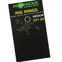 Rig Rings Micro кольца нерж. для оснастки крючка Korda