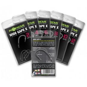 Wide Gape X 4 крючок с тефлоновым покрытием Korda - Фото