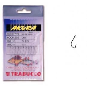 028-40-065 Крючки Akura Carassio 12x0,16 - Фото
