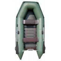 Шельф 290 лодка надувная моторная Sportex