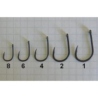 "08330306, крючок ""Classic Boilie Hook"", 6, 10шт"