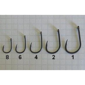 """08330308, крючок """"Classic Boilie Hook"""", 8, 10шт - Фото"""