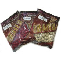 "43-25 ""STRAWBERRY YOGHURT"" EURO Boilies 18mm 1kg, Richworth"