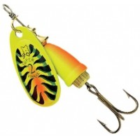 BFF 4 FT VIBRAX FLUORESCENT Blue Fox