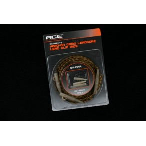 LEADCORE LEAD CLIP RIGS - 36 ACE - Фото