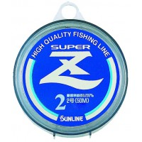 Super Z HG 50м #1.5/0.205мм леска Sunline
