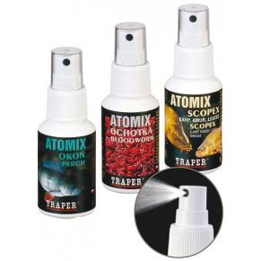 Atomix 50 мл плотва спрей Traper - Фото
