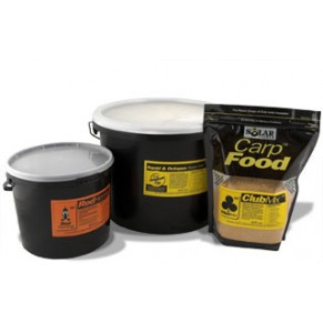 Club Mix(squid,octopus  & Anch)1kg Base Mix - Фото