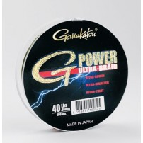 Ultra G-Power 150m 6lbs шнур Gamakatsu