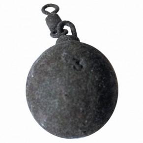 Грузило ATOMIC BALL LEADS, 4oz, корич - Фото