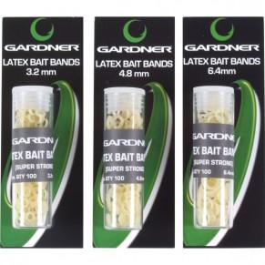 Rezinki dlya krepezha boylov 6,4mm Gardner - Фото