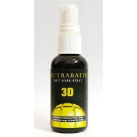 3D 50ml спрей Nutrabaits