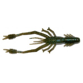 "Ring Shrimp 1,5"" 001 Reins - Фото"