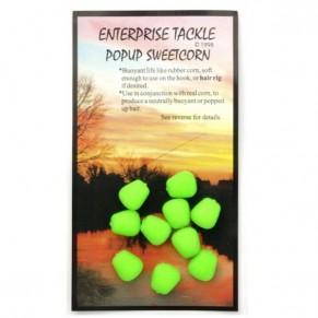 Pop Up Sweetcorn Fluoro Green насадка Enterprise Tackle - Фото
