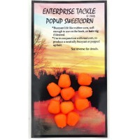 POP UP corn, fluoro-orange/unflavoured