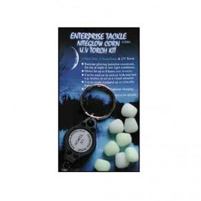 Niteglow Corn Uv Torch Kit Enterprise Tackle - Фото