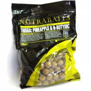 Trigga Pineapple +N-butyric 15мм 400 бойлы Nutrabaits - Фото
