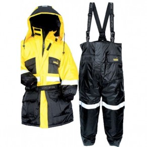 Ultra Floating XXL костюм плавающий зимний Norfin - Фото